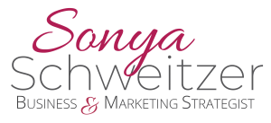 Sonya Schweitzer Business & Marketing Strategist
